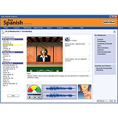 Easy Spanish Platinum [PC Download]: Software