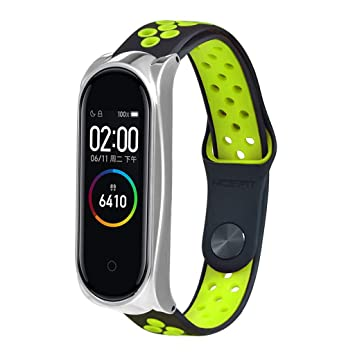 Amazon.com: Sodoop Straps for Xiaomi Mi Band 4 [2019 Newest ...