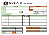 DIY Mold Test, Mold Testing Kit (3 tests). Lab