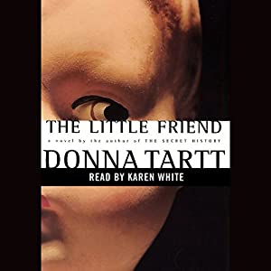The Little Friend Audiobook
