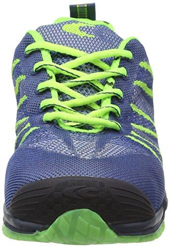 Taille sécurité Cofra 001 78800 S1 Fluent Bleu SRC Chaussures de 39 W39 P vv8Tw5rq