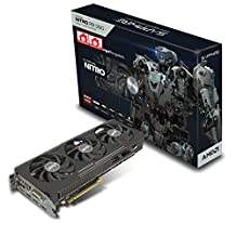 Sapphire Radeon NITRO R9 390 8GB GDDR5 DVI-D / HDMI / TRIPLE DP Tri-X OC Version (UEFI) PCI-E Graphics Card 11244-00-20G