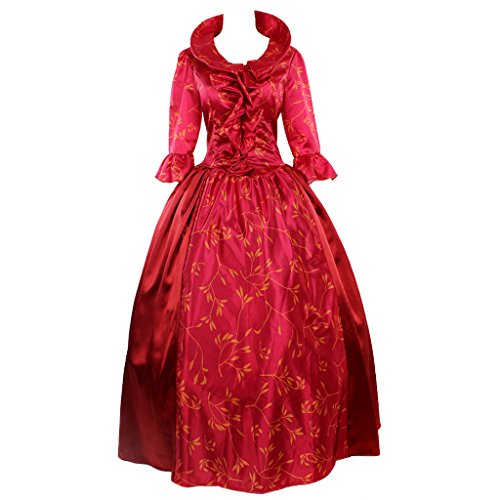 CosplayDiy Women's Victorian Ball Gown Wedding Dress XXXXL by CosplayDiy (Image #6)