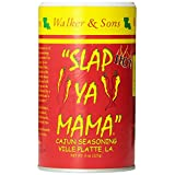 SLAP YA MAMA Hot Blend Cajun Seasoning, 8 oz.