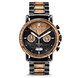 NEW Original Grain Wood Wrist Watch | Alterra Collection 44MM...