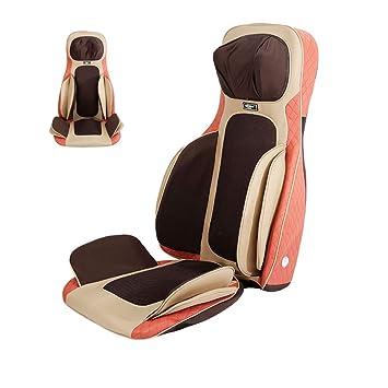 Amazon.com: Cojín de masaje de lujo para coche, masaje en ...