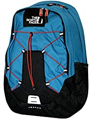 The North Face mens Jester laptop Backpack BANF BLUE