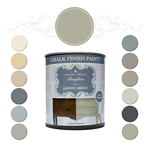 Amitha Verma Chalk Finish Paint, No Prep, One Coat, Fast ...