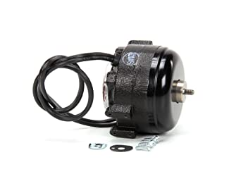 6 watts 115 volts Edgewater Parts 13-13182 Evaporator Fan Motor,Compatible Master-Bilt SPFBE62