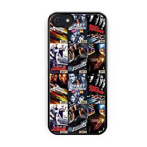 Cooliphone4Cases.com-2564-All Of The Fast And Furious Movies iPhone 5s Case, iPhone 5 Case-B01LXY23W7-T Shirt Design