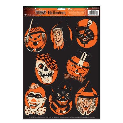 Beistle Halloween Characters 12 Inch 17 Inch