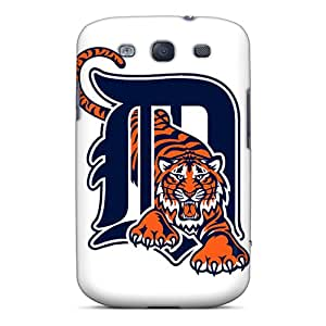 Fashionable RgX2123tPbH Galaxy S3 Case Cover For Detroit Tigers Protective Case