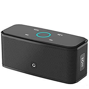 DOSS SoundBox Touch Portable Wireless Bluetooth Speakers with 12W HD Sound and Bass, 20H Playtime, Handsfree, Speakers… 2