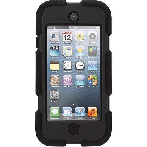 finest selection f79d0 e3a2f GRIFFIN Survivor Case for iPod Touch 5 - Black