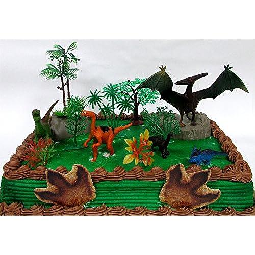 Dinosaur Cake Decorations: Amazon.com