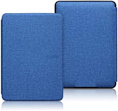 2018 ,Orange GFNet Kindle Case,Colorful 6 eBook Reader Auto Wake//Sleep Ultra Slim Leather Cover Smart Case Protective Shell Kindle Paperwhite 4