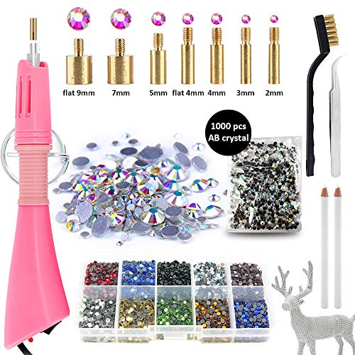 Sewing Fabric Stud & Gem Setters