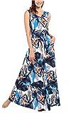 Comila Sleeveless Dresses for Women, Fashion Summer
