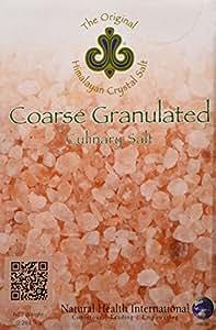 Himalayan Crystal Salt Coarse Granulated Original Himalayan 1000 g Salt