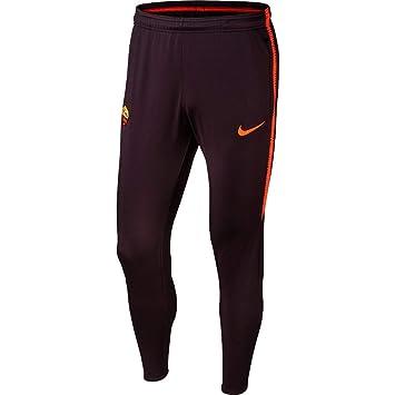 Nike Roma M NK Dry SQD Pant KP - Pantalón, Hombre, Multicolor(Mars ...