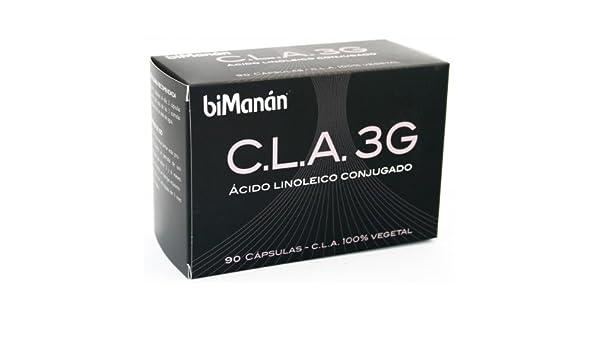 BIMANAN - BIMANAN C.L.A. 3g 90 cápsulas: Amazon.es: Salud y ...
