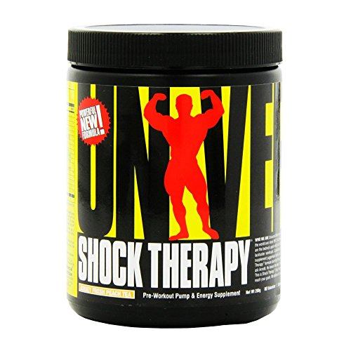 Universal Nutrition Magnesium Vitamins - Universal Nutrition Shock Therapy
