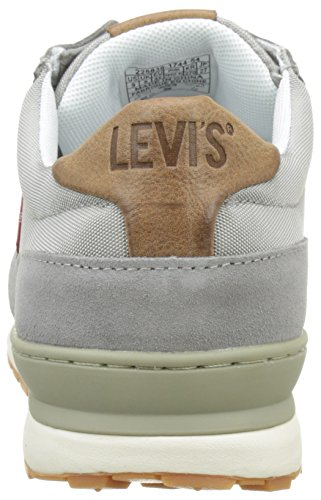 Para Grey Gris light Hombre Zapatillas Ny Runner Ii Levi's 8wxqIBOx