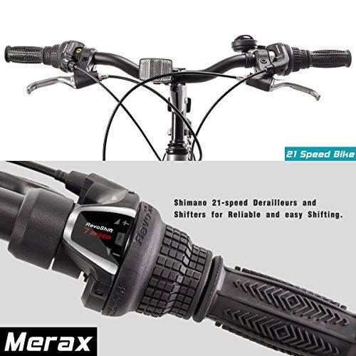 Review Merax Falcon Full Suspension