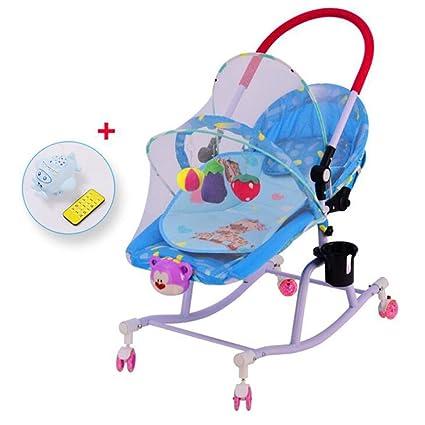 Baby Bouncer, Baby Seat Silla Mecedora para Bebés con Música ...