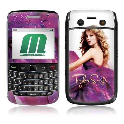 MusicSkins MS-TS20043, Taylor Swift - Speak Now, BlackBer...