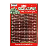 Howard Sales Company Brick Wall wallcover Photo and Christmas Party Backdrop