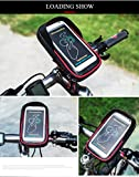 Shenghao Universal Bike Motorcycle Mobile Support Stand Waterproof Bag for Smart Mobile Phone