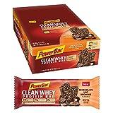 powerbar mix - Power Bar Clean Whey Protein Drink, Berry Pomegranate, 16.9 fl oz Bottle, (12 Count)