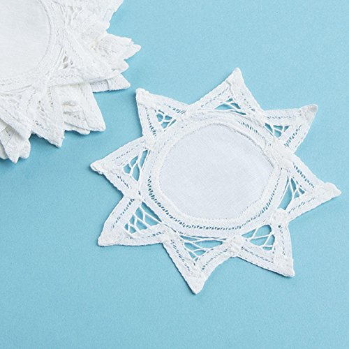 Battenburg Doily - Factory Direct Craft 4