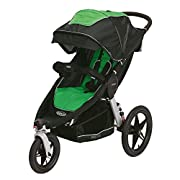 Graco Relay Click Connect Jogging Stroller Fern