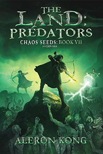 The Land: Predators: A LitRPG Saga (Chaos Seeds Book 7) cover