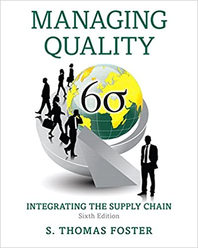 Managing quality integrating the supply chain 6th edition s managing quality integrating the supply chain 6th edition 6th edition fandeluxe Choice Image