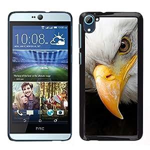 Stuss Case / Funda Carcasa protectora - Symbole Bald Eagle - HTC Desire D826