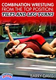 Championship Productions Barry Davis-Combination Wrestling From the top Position: Tilts and Leg Turns DVD