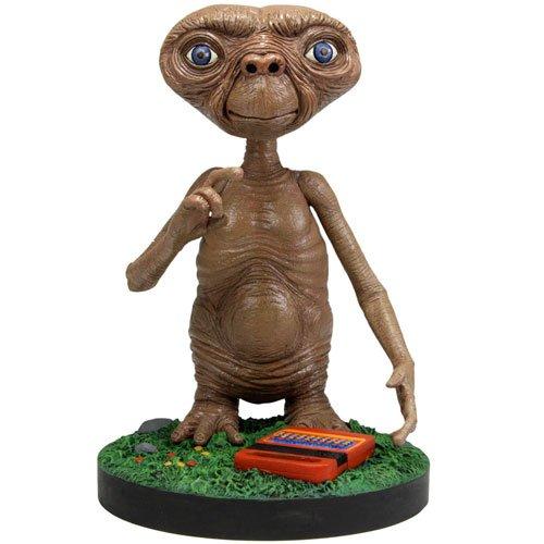 NECA - E.T. The Extra-Terrestrial - Head Knocker - E.T.