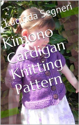 Kimono Cardigan Knitting Pattern