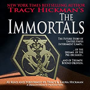 The Immortals Hörbuch
