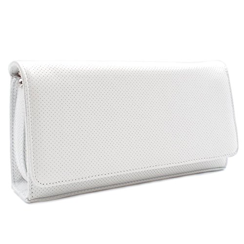 Kaiser Bag Lanelle Peter White Clutch Pin In tUwx6gqdx