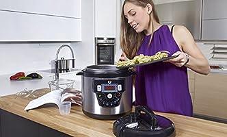 Robot de cocina de 10L GM Modelo E - Guiada por Voz - 10 LITROS ...