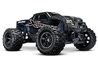 Traxxas 8S X-Maxx 4WD Brushless Electric Monster RTR Truck, Blue