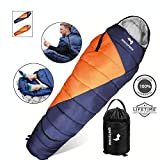 Best Hiking Sleeping Bags - WhiteFang Sleeping Bag with Compression Sack,Lightweight and Waterproof Review
