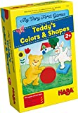 HABA Teddy's Colors and Shapes from My Very First Games