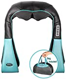 Shiatsu Back Neck and Shoulder Massager with Heat - Deep Tissue...