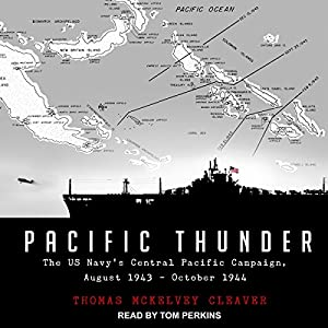 Pacific Thunder Audiobook
