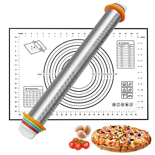 Adjustable Stainless Silicone Measurements P1901 product image